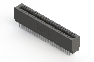 725-048-520-201 - Press-fit Card Edge Connector