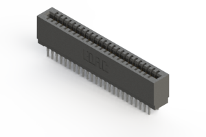 725-048-522-201 - Press-fit Card Edge Connector