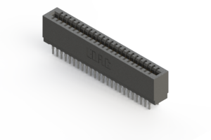 725-048-540-201 - Press-fit Card Edge Connector