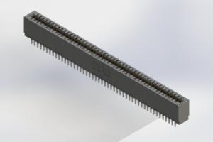 725-096-525-201 - Press-Fit Card Edge Connectors