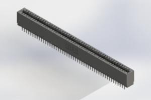 725-098-520-201 - Press-Fit Card Edge Connectors