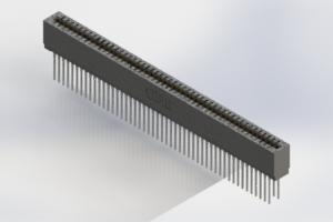 725-098-545-201 - Press-Fit Card Edge Connectors