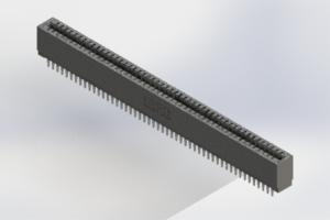 725-100-520-201 - Press-Fit Card Edge Connectors