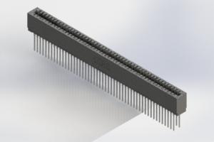 725-100-540-201 - Press-Fit Card Edge Connectors