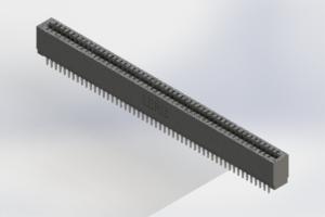 725-104-520-201 - Press-Fit Card Edge Connectors