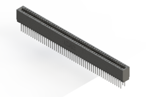 725-104-522-201 - Press-Fit Card Edge Connectors