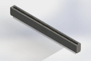 725-104-525-201 - Press-Fit Card Edge Connectors