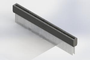 725-104-541-201 - Press-Fit Card Edge Connectors