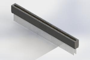 725-104-545-201 - Press-Fit Card Edge Connectors