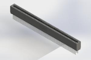 725-106-522-201 - Press-Fit Card Edge Connectors