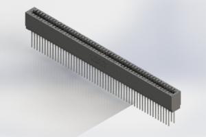 725-106-540-201 - Press-Fit Card Edge Connectors