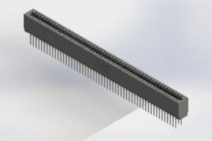 725-108-522-201 - Press-Fit Card Edge Connectors
