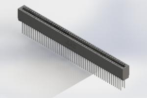 725-108-540-201 - Press-Fit Card Edge Connectors