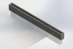725-108-545-201 - Press-Fit Card Edge Connectors
