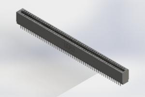 725-110-520-201 - Press-Fit Card Edge Connectors