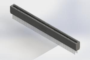 725-110-522-201 - Press-Fit Card Edge Connectors