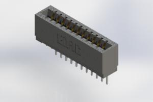 726-011-527-101 - Press-Fit Card Edge Connectors