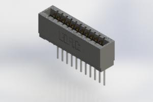 726-011-545-101 - Press-Fit Card Edge Connectors
