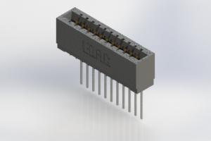 726-011-553-101 - Press-Fit Card Edge Connectors