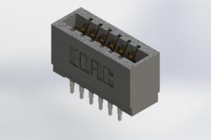 726-012-525-201 - Press-Fit Card Edge Connectors