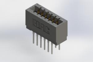 726-012-527-201 - Press-Fit Card Edge Connectors
