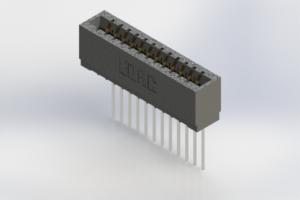 726-012-541-101 - Press-Fit Card Edge Connectors