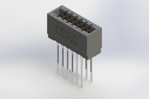726-012-541-201 - Press-Fit Card Edge Connectors