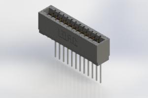 726-012-553-101 - Press-Fit Card Edge Connectors