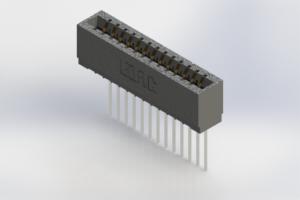 726-013-541-101 - Press-Fit Card Edge Connectors