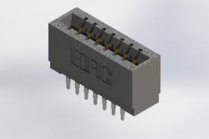 726-014-520-201 - Press-Fit Card Edge Connectors