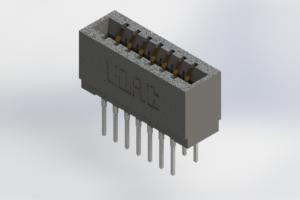 726-014-527-201 - Press-Fit Card Edge Connectors