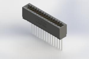 726-014-541-101 - Press-Fit Card Edge Connectors
