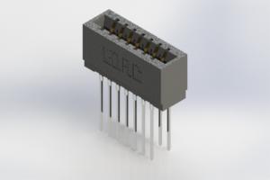 726-014-541-201 - Press-Fit Card Edge Connectors