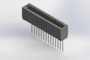 726-014-553-101 - Press-Fit Card Edge Connectors