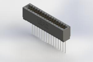 726-015-541-101 - Press-Fit Card Edge Connectors