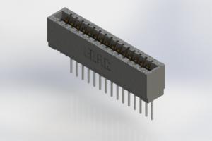 726-015-545-101 - Press-Fit Card Edge Connectors