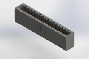 726-016-525-101 - Press-Fit Card Edge Connectors