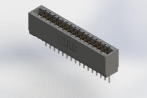 726-016-527-101 - Press-Fit Card Edge Connectors