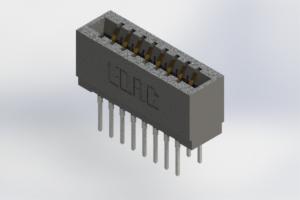 726-016-527-201 - Press-Fit Card Edge Connectors