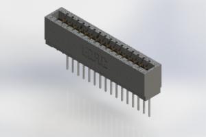 726-016-540-101 - Press-Fit Card Edge Connectors
