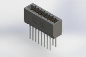 726-016-540-201 - Press-Fit Card Edge Connectors