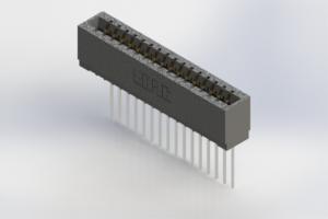 726-016-541-101 - Press-Fit Card Edge Connectors