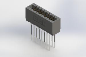 726-016-541-201 - Press-Fit Card Edge Connectors