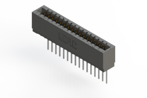 726-016-545-101 - Press-Fit Card Edge Connectors