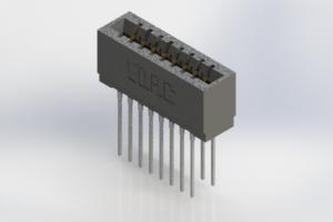 726-016-553-201 - Press-Fit Card Edge Connectors