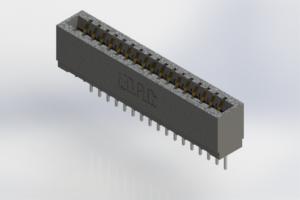 726-017-527-101 - Press-Fit Card Edge Connectors