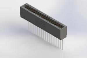 726-017-541-101 - Press-Fit Card Edge Connectors