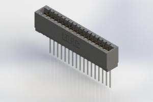 726-017-553-101 - Press-Fit Card Edge Connectors