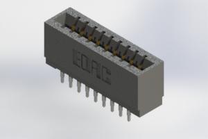 726-018-520-201 - Press-Fit Card Edge Connectors