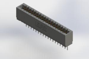 726-018-527-101 - Press-Fit Card Edge Connectors